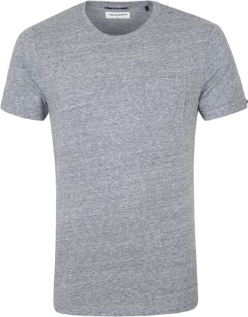 No-Excess T Shirt Recycle Grey