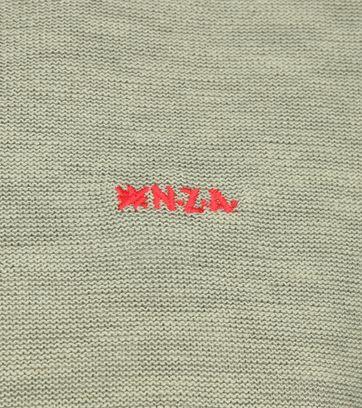 NZA Baton Sweater Green