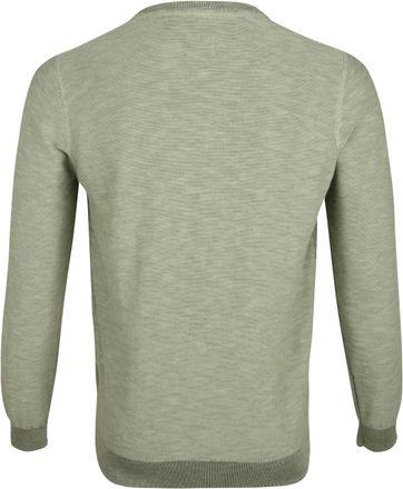 NZA Baton Sweater Grün