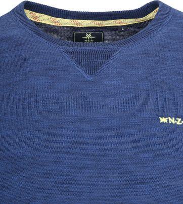 NZA Baton Sweater Navy