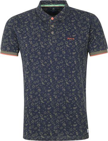 NZA Benmore Polo Shirt Dunkelgrün