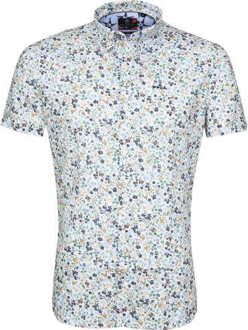 NZA Casual Overhemd Kapitea Flower