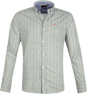 NZA Casual Shirt Hamilton Green