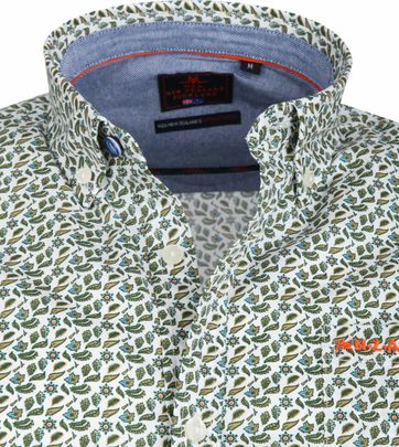 NZA Casual Shirt Hamilton Green