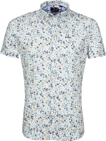 NZA Casual Shirt Kapitea Flower