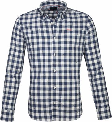 NZA Casual Shirt Matheson Navy