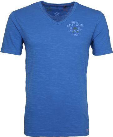 NZA Catlins T-shirt Blau