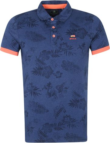 NZA Cecili Polo Shirt Navy