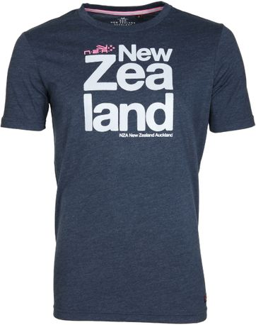 NZA Dampier T-shirt Navy