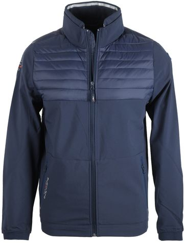 NZA Fleece Jacket Mangamuka Navy