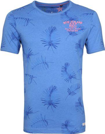 NZA Hawkins T-shirt Blauw