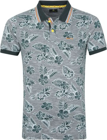 NZA Heron Polo Shirt Dark Green
