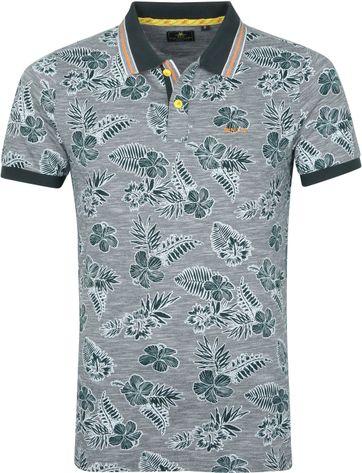NZA Heron Polo Shirt Dark Green