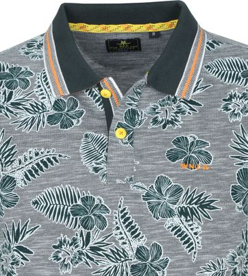 NZA Heron Poloshirt Dunkelgrün