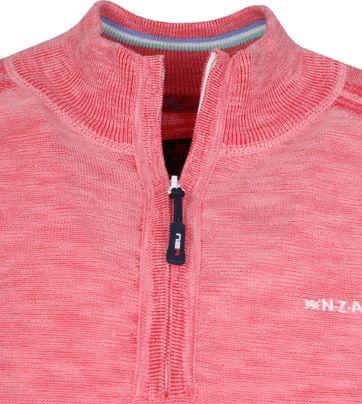 NZA Jackson Zipper Pull Red