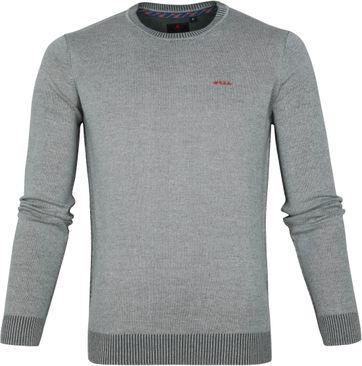 NZA Kaingaroa Sweater Green