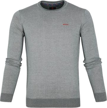NZA Kaingaroa Sweater Grün