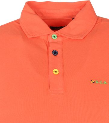 NZA Kerikeri Polo Oranje