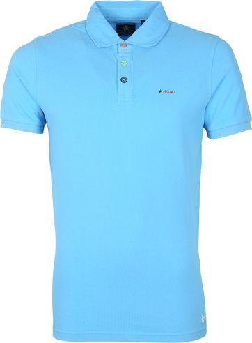 NZA Kerikeri Polo Shirt Blue