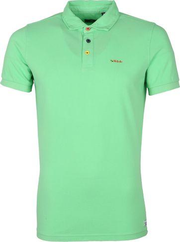 NZA Kerikeri Polo Shirt Green