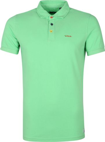NZA Kerikeri Polo Shirt Green