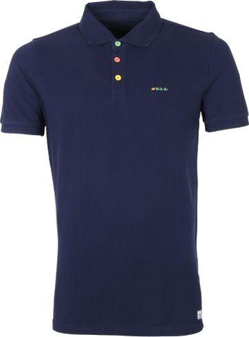 NZA Kerikeri Polo Shirt Navy