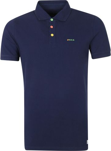 NZA Kerikeri Polo Shirt Navy