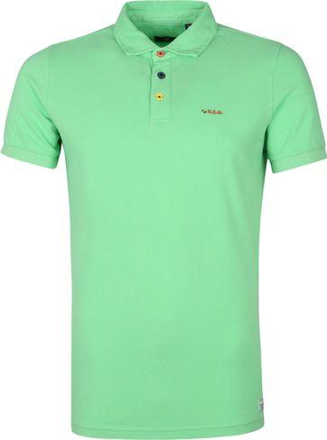 NZA Kerikeri Poloshirt Grün