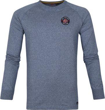 NZA Mangatangi Sweater Denim Blau