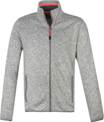 NZA Matarangi Cardigan Grey