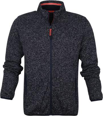 NZA Matarangi Vest Donkerblauw