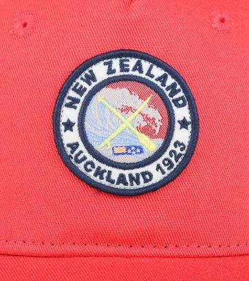 NZA Matthews Cap Red