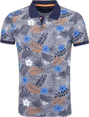 NZA Meremere Poloshirt Dark Blue