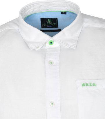 NZA Overhemd Edward Wit
