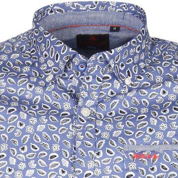 NZA Overhemd Kawakawa Blauw