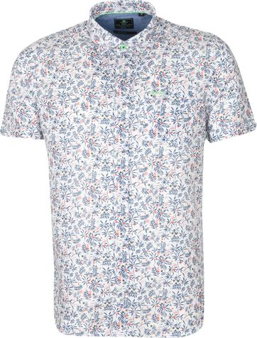 NZA Overhemd Korte Mouwen Taiharuru