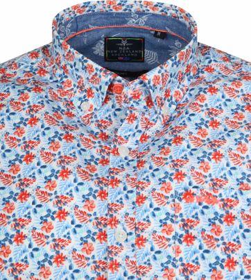 NZA Overhemd Makaroro Bloemen
