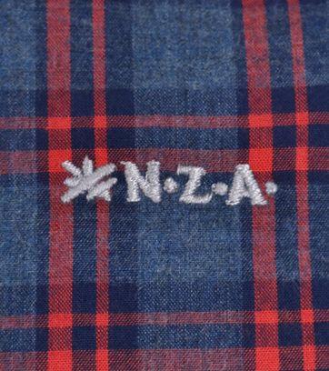 Detail NZA Overhemd Pikirakata 17HN555