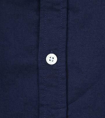 NZA Overhemd Rakaia Donkerblauw