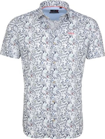 NZA Overhemd Shortsleeve Hawera