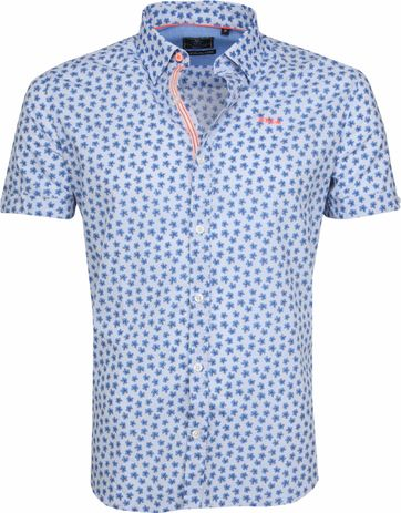 NZA Overhemd Shortsleeve Kaniere