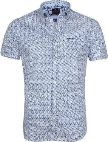 NZA Overhemd Shortsleeve Paparoa