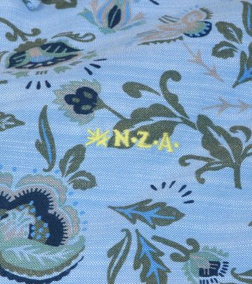 NZA Overhemd Waiuku