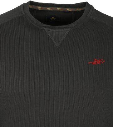 NZA Pairatahi Sweater Dark Green