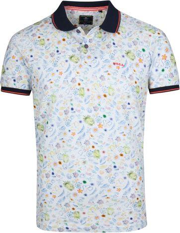NZA Pakowhai Poloshirt Weiß