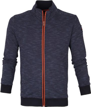 NZA Papakanui Vest Navy