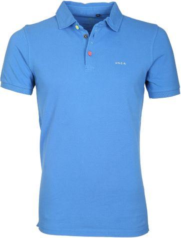 NZA Poloshirt Grantham Sky Blue