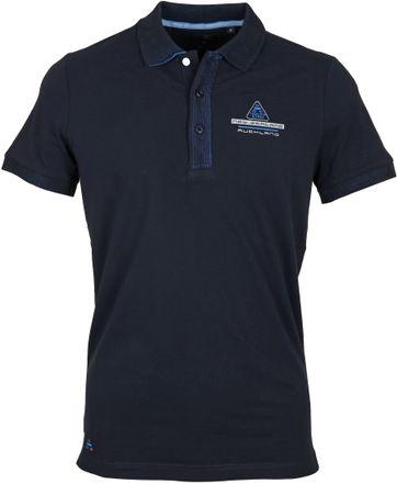 NZA Poloshirt Kaiwaka Navy