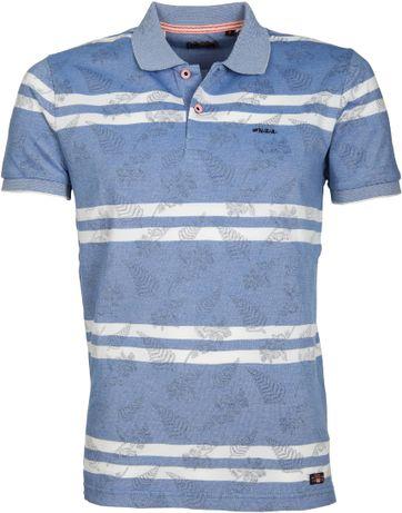 NZA Poloshirt Karamea Blauw