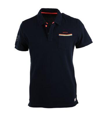 NZA Poloshirt Navy